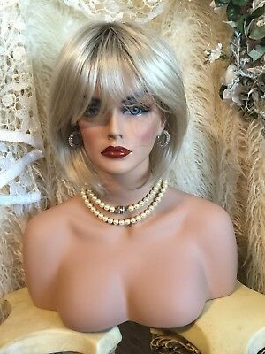 """""""may"""" Rene Of Paris Noriko Wig  *champagne  R *new In Box With Tags 531"""