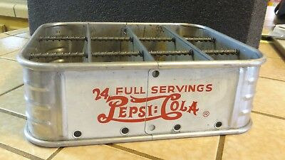 Pepsi- Cola 24 full Size Servings CARRIER circa 1940