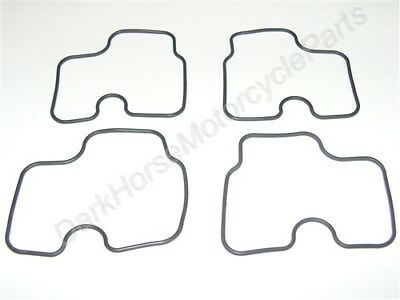 4x Carburetor Carb Float Bowl Gaskets Honda VF750C CBR1000 CBR1100XX 18-2664