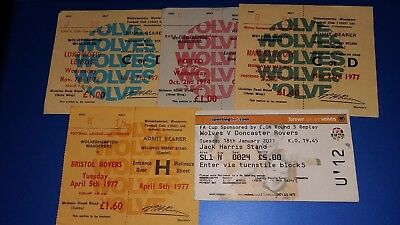 Wolves Home Tickets x5 (All Listed)