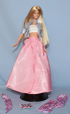 Lovely Jewel Girl Barbie and Accessories - Excellent condition