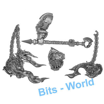 WARHAMMER 40K BITS: CHAOS SPACE MARINES Blightlords - Flail of Corruption
