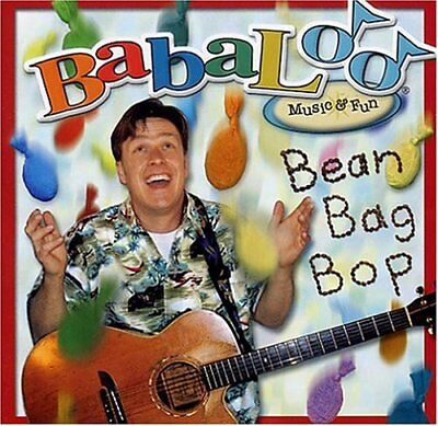 Babaloo Music and Fun - Bean Bag Bop CD  NEW