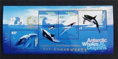 nystamps British Australian Antarctic Territory Stamp # L97b Mint OG NH $65