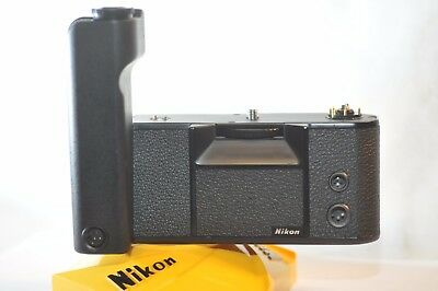 Nikon MD-4 MD 4 Motor Drive for F3HP F3/T F3 P TESTED working MS-3