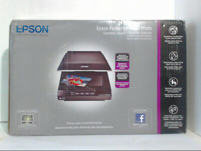 NEW Epson V550 Perfection Photo Color Scanner $250