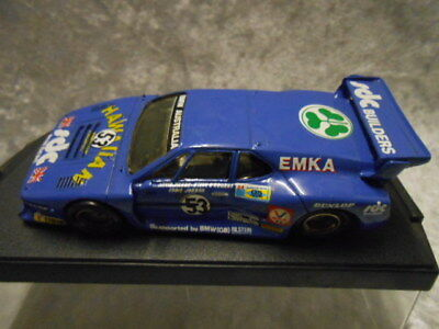 Record Model Bmw M1  - Le Mans 1981 - Resin - Scale 1-43