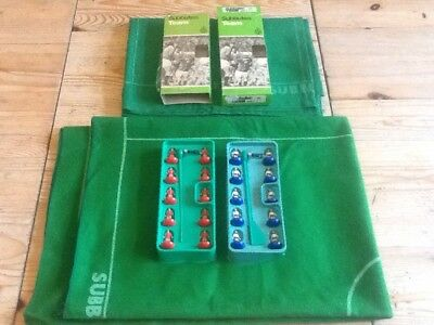Subbuteo Bundle - Pitches And Teams