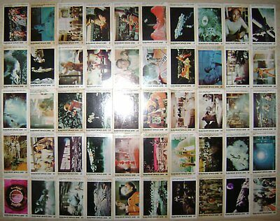 1975 Sunicrust Space 1999 Complete Set of 50 Cards