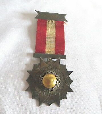 Unidentified Fraternal Organisation Breast Jewel (9C)