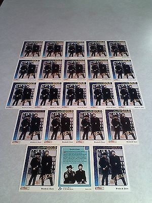 *****Brooks & Dunn*****  Lot of 22 cards