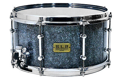 Tama SLP Backbeat Limited Edition RETOURE - 13x7 - Black Star Sparkle