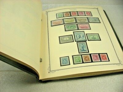 CANADA, Outstanding Stamp Collection hinged/mounted in a Scott Specialty album