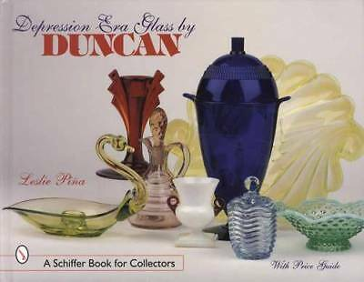 Duncan Miller Depression Glass Collector Reference incl Tiffin Pattern ID$