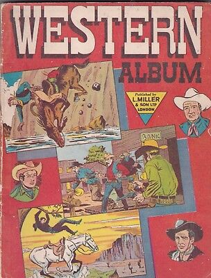 WESTERN ALBUM    1950s   BRITISH EDITION
