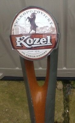 Kozel Czech Larger Beer Pump