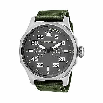 Morphic 4802 M48 Series Mens Watch, Forest Green MPH4802