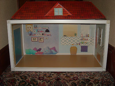 Vintage Sindy House Extension With Window And Roof.