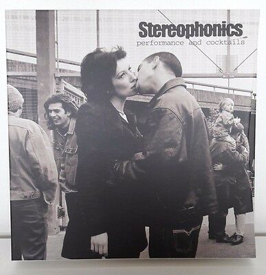 """Stereophonics - Performance And Cocktails Fan Club Box Set - Rare 7 x 10"""" Vinyl"""