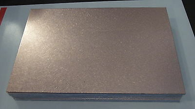 """4 pcs,  FR-4, 8"""" x 12"""", .090, Double Sided, Copper Clad Circuit Board Laminate"""