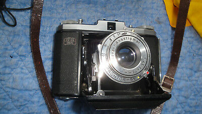 Zeiss Ikonta 523/16 Medium Format Folding Camera Excellent Condition