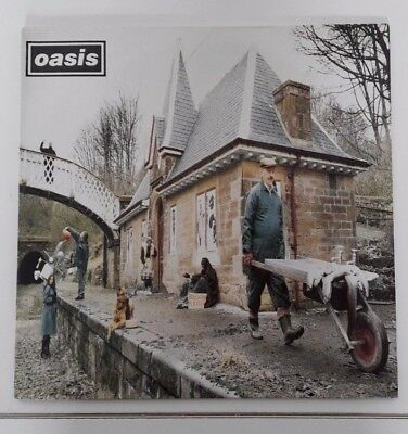 "Oasis - Some Might Say - 12"" Vinyl Single - 1995 Creation CRE204T - Ex Condition"