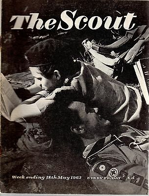 18 MAY 1963 Vintage Magazine The Scout 49922