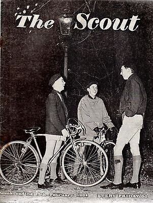 15 FEBRUARY 1964 Vintage Magazine The Scout 40621