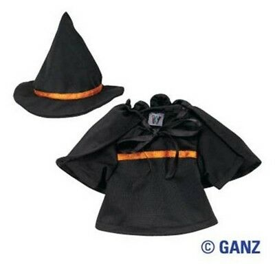 FACTORY SEALED Webkinz WITCH COSTUME HALLOWEEN