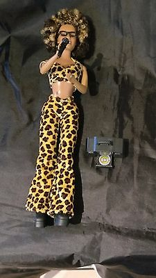 Spice Girls Scary Spice Doll - Galoob Official Merchandise