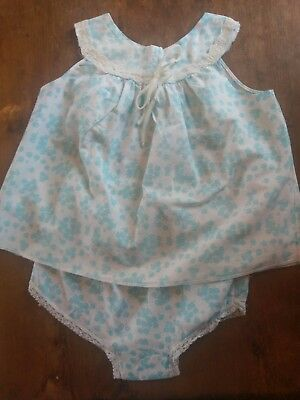 Vintage Baby clothes/Dolls Clothes from the late 1960s