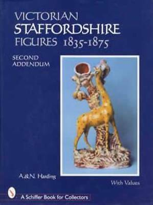 Victorian Staffordshire Figures 1835-1875 ID Guide