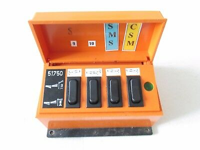 Lgb G Scale 5075 51750 Epl Control Box For Points Signals Etc G Gauge