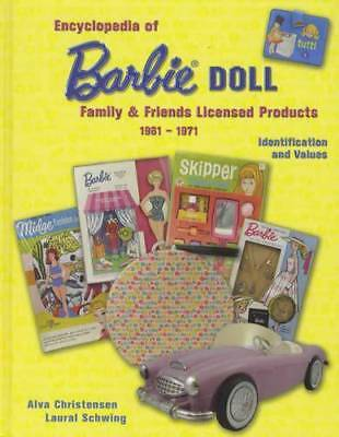 Barbie Doll Family & Friends Licensed Products 1961-1971 Collector Guide