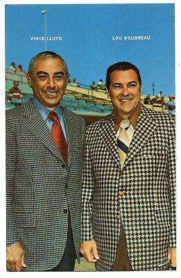 Major League Baseball,chicago Cubs,wgn Broadcasters,vince Lloyd,lou Boudreau