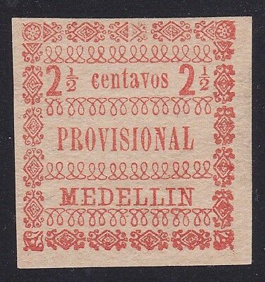 Colombia States Antioquia #72 Scarce Stamp