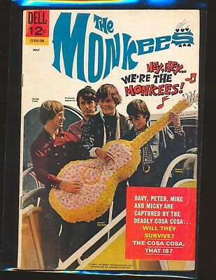 Monkees # 2 VG/Fine Cond.