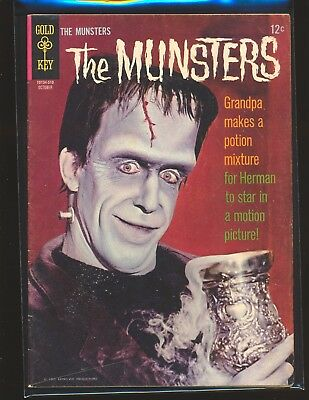 Munsters # 1 VG+ Cond.