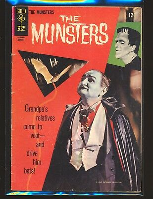 Munsters # 5 VG Cond.