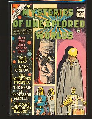 Mysteries Of Unexplored Worlds # 18 VG/Fine Cond.