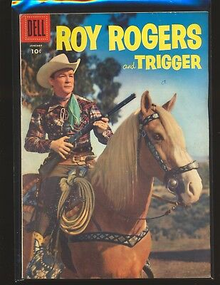 Roy Rogers & Trigger # 97 VG Cond.