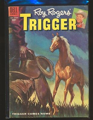 Roy Rogers' Trigger # 17 VG Cond.