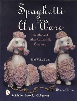 Vintage 1956's 60s Spaghetti Ceramic Art Ware Collector Guide Napco & Others