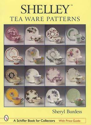 Shelley China Tea Ware Pattern & Shape ID Collectors Ref - English Chintz
