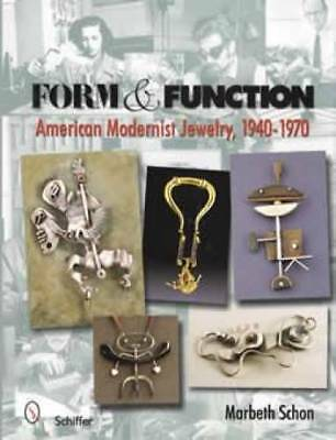 Vintage Modernist & Abstract Designer Jewelry Guide