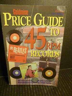 Goldmine Price Guide to 45 RPM Records B29