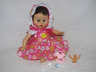 "8"" Vintage Baby Doll"