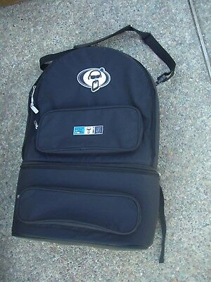 Protection Racket Snare and Double pedal case TZ3016