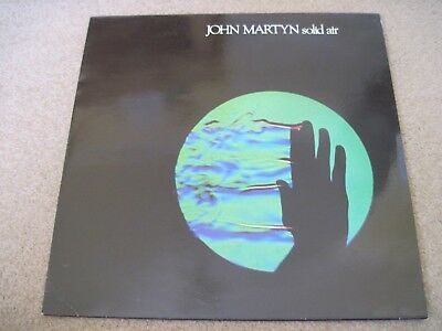JOHN MARTYN Solid Air  1973 ISLAND    NEAR MINT