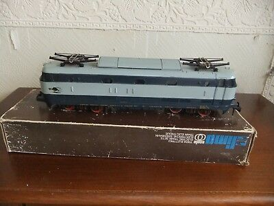 Lima O gauge 6572 FS O/H Electric loco E444054 Flying Turtle Boxed repair needed